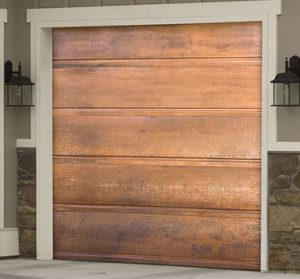 Cornerstone Copper door