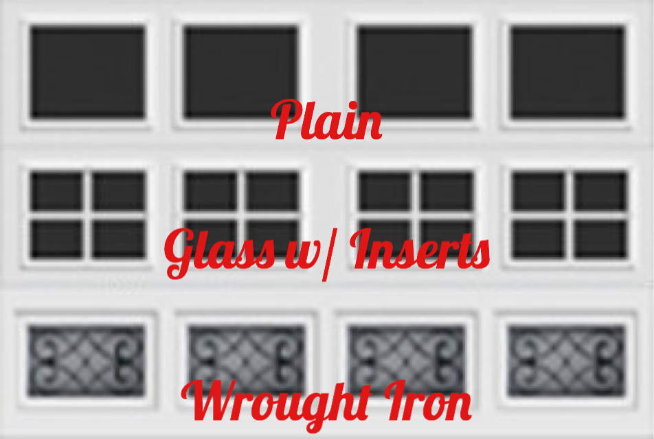 short panel glass top options