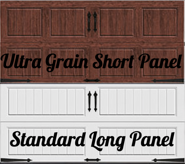 3-layer short and long panel example