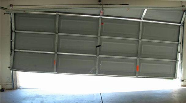 Garage Door Off The Track Southwest Garage Door Of