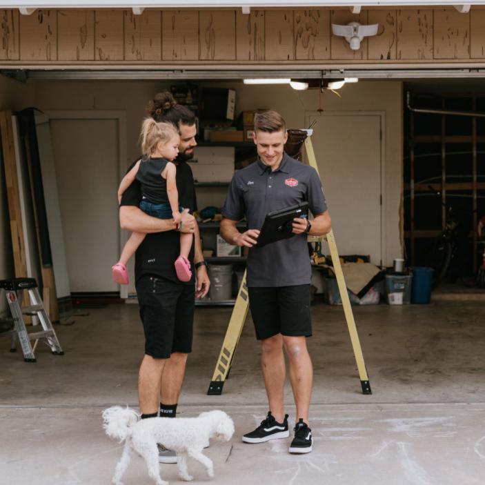 garage door technician